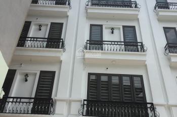 Nhà mới 37m X5T ngõ 67 Nguyễn Văn Cừ, Long Biên, MT 3,95m hướng Tây Bắc
