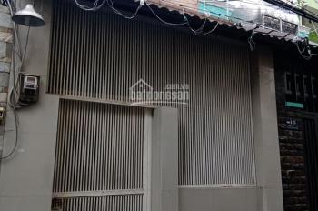 Bán nhà hẻm 4m Lạc Long Quân, P8, Quận Tân Bình (5 x 13m2) CN đủ 65m2, cấp 4. Giá: 6,1 tỷ TL