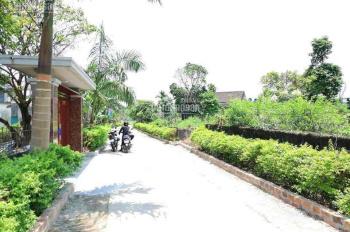 Bán đất tuyến hai đường Việt Lào, cách đường Việt Lào 100m, diện tích: 7x22m toàn bộ đất ở