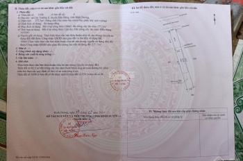 Do kẹt tiền cần bán gấp lô đất vị trí đẹp, mặt tiền-Cây Trường II, huyện Bàu Bàng - Lh 0327109968.