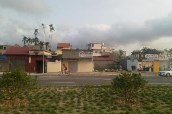 Cho thuê nhà mặt đường World Bank gần ngã tư Lũng Đông