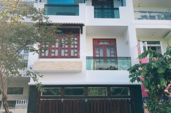 Chính chủ cần cho thuê nhà liền kề đối diện công viên CT7, Vĩnh Điềm Trung, TP Nha Trang