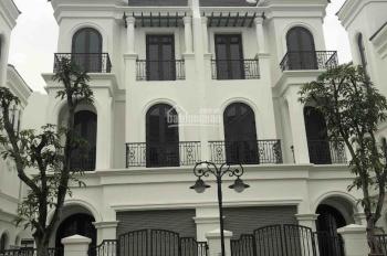 Gia đình chuyển về quê nên bán rẻ căn biệt thự song lập Ngọc Trai 03/19 Vinhome Ocean Park Gia Lâm