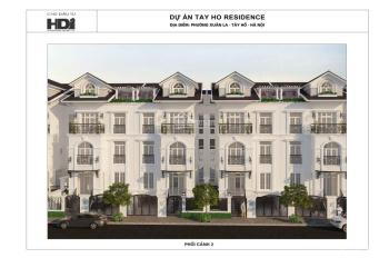 Bán nhanh lô BT dự án Tây Hồ Residence, giá 23 tỷ, rẻ nhất thị trường. LH: 0972971295