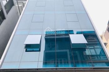 Cho thuê nhà mặt phố Thái Thịnh 146m2 x5 tầng, nhà thông sàn LH: 0967913189
