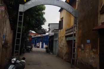 Bán đất Ngọc Hồi 50m2, ngõ thoáng, gần chợ, trường học