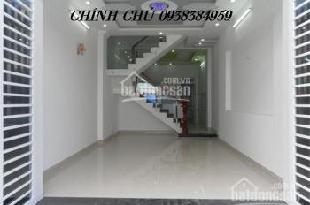 Cần bán nhà 4x16m đúc  1 lầu 1 trệt đường bình thành ,  khu dân cư VIP, giá 3.1 tỷ.0938384959
