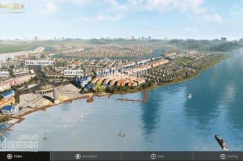 Mở bán nhà phố 6x20m, 7x20m, 8x20m và biệt thự sông lập, đơn lập KĐT Aqua City, LH 0977771919