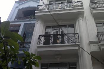 Bán nhà 5 tầng phố Phúc La - Hà Đông (kinh doanh hoặc để ô tô). LH: 0936341608