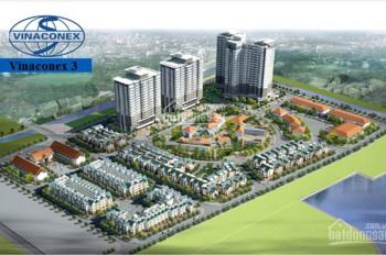 Bán căn hộ khu ĐT Vinaconex 3 Trung Văn tòa CT2, 79m2, 2PN, 2WC, SĐCC, ban công Đông Nam