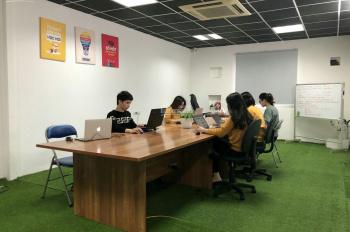 Cho thuê văn phòng mặt phố Nguyễn Xiển, gần ngã tư Nguyễn Trãi- diện tích 55 m2/tầng
