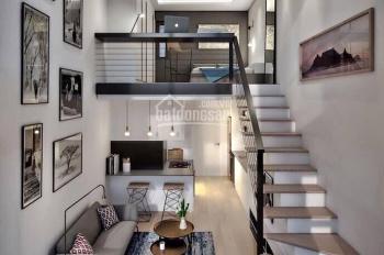 Căn hộ mini, thiết kế chuẩn homestay, chỉ 145tr có sẵn nội thất, sở hữu trọn đời 0938448616