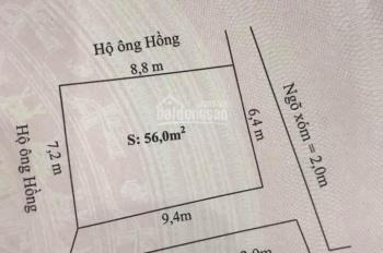 CC cần bán lô góc 2 mặt ngõ tại Hoàng Mai, Đồng Thái, An Dương, Hải Phòng