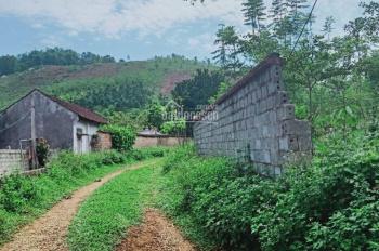 Bán đất nghỉ dưỡng, lô góc lưng tựa núi, mặt nhìn lên núi Ba Vì