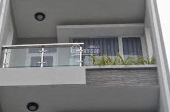 Nhà 3 lầu mới (4x12m) cách mặt đường Lạc Long Quân 10m, gần chợ Tân Bình giá 5.2 tỷ