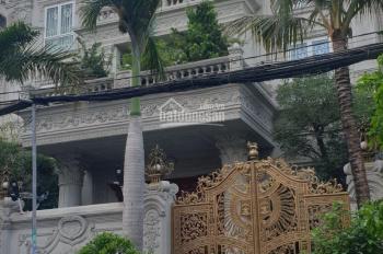 Bán biệt thự 3 lầu (8x20m) đường Hùng Vương, phường 9, quận 5, nhà đẹp vào ở ngay