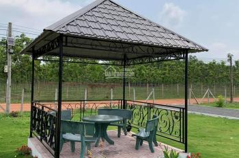 Mặt tiền Cao Bá Quát, Chơn Thành Bình Phước DT 20x40m 100m2 TC có luôn căn biệt thự mini giá rẻ