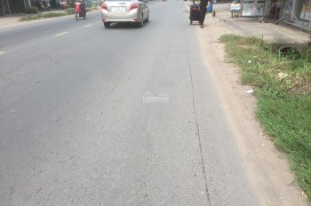 Bán đất 6x20m mặt tiền Nguyễn Thị Lắng, Tân Phú Trung. Sổ hồng riêng thổ cư 100% giá 900 triệu