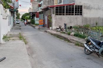 Bán 100m đất sau trường lái xe Hoàng Dương, Cái Tắt, An Đồng.