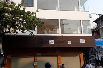 Gia đình tôi cần cho thuê nhà nguyên căn mặt tiền 104 Nguyễn Chí Thanh, Phường 12, Quận 5.