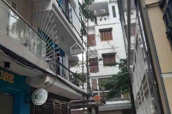 Bán nhà phố Hoàng Đạo Thúy Thanh Xuân ô tô tránh vào nhà KD 100m2 5T MT 5.1m, 7.8 tỷ. ĐT 0913357536