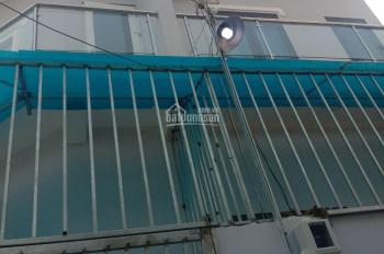 Nhà mới 1 trệt 2 lầu đường Lê Văn chí, P. Linh Trung, Thủ Đức. Sổ sách đầy đủ, giá 1 tỷ 650