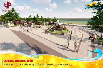 Nhận giữ chỗ thiện chí : 30 tr/ nền Đất DỰ ÁN VEN BIỂN Nhật Lệ Quảng Bình- GOSABE CITY