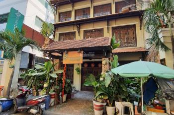 Cho thuê nhà HXH Nguyễn Thị Minh Khai, P Đa Kao, Q1 8x20m 3 lầu, giá 85tr LH 0911311144