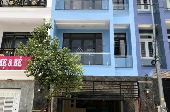 Cho thuê nhà nguyên căn Hiệp Thành City mới 100%, 1 trệt, 2 lầu, sân thượng (4 phòng ngủ, 5WC)