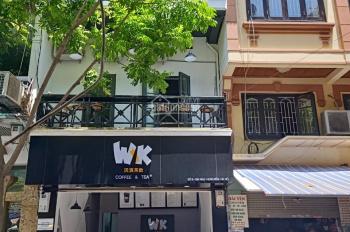 Nhà mặt phố Lò Đúc, 40m2 x 4 tầng, MT 5m, giá 30tr/th, vị trí đẹp, nhà riêng biệt