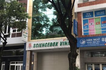 Cho thuê nhà phố kinh doanh đường lớn khu Hưng Gia PMH, giá chỉ 35 triệu/tháng, LH 0911857839 Tùng