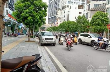 Bán nhà mặt phố Nguyễn Chính, Tân Mai - kinh doanh sầm uất - vỉa hè 4m - ô tô tránh. Giá chỉ 2.6 tỷ