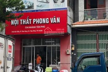 Bán nhà mặt tiền sung Gò Dầu, 5mx22m, giá 14.8 tỷ, P. Tân Quý, Q Tân Phú