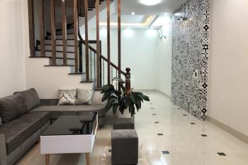 Bán nhà phố Minh Khai DT 55m2 x 4 tầng xây mới