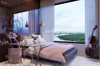Bán căn hộ M-One, Q.7, 50m2, 2PN, full NT, giá: 1.8 tỷ, LH:0938539253