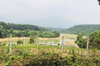 Bán S5000m2 có 800m2 đất ở Cư Yên, Lương Sơn, Hoà Bình, nhìn ra hồ rất đẹp
