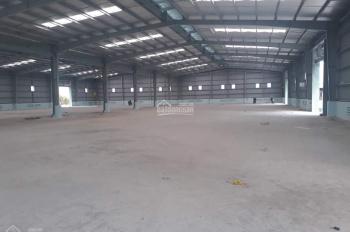 Cho thuê 22.000m2 nhà xưởng sản xuất hoặc kho hàng LH 0933781138