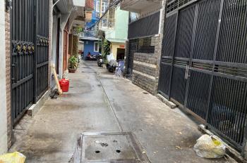 6x7.3m nhà cấp 4 vuông vức Trần Quang Khải, p. Tân Định, Q1
