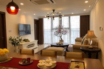 Cho thuê CHCC tại D'. Le Pont D'or, Tân Hoàng Minh, 36 Hoàng Cầu, 130m2, 3PN, giá 18 triệu/tháng