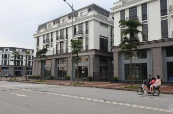 Cho thuê shophouse DT sàn 250m2 đối diện Trường THPT Thạch Bàn, Long Biên - LH: 0932577386