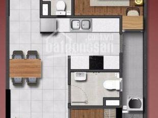 Bán căn hộ Marina giá 1.39 tỷ/60m2, hoặc có thể cho thuê 5 triệu/tháng, view sông, LH 093183478
