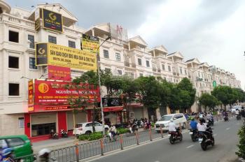 Gold Link cho thuê văn phòng tòa nhà mặt tiền Lê Đức Thọ Gò Vấp, hầm + 6 tầng 120tr. 0983307878