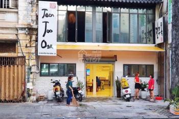 Cho thuê nhà 9x25m, 1 lầu tai MT đường Nguyễn Thái Bình Q1, giá 4500USD