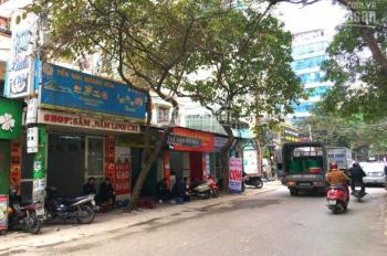 Bán nhà mặt ngõ 106 Hoàng Quốc Việt 66m2, 5 tầng, mặt tiền 4,4m kinh doanh, cho thuê