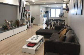 Gia đình bán căn hộ tòa C T&T Riverview 440 Vĩnh Hưng - Hà Nội. Giá 2,5 tỷ DT 99,4m2 full nội thất