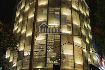 Cho thuê căn góc mới xây mặt phố Hòa Mã 100m2 x 7,5 tầng, mặt tiền 15m. LH: 0946850055