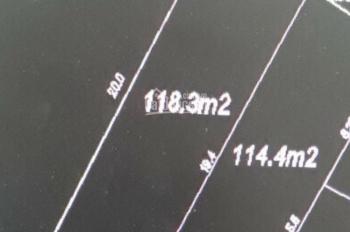 Bán nhanh lô đất 118m2, full thổ cư tại Tân Xã, mặt tiền 6m giá chỉ hơn 800tr, LH: 0974715503