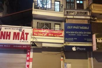 Nhà mặt phố Bạch Mai, MT 4m x 2T x 140m2 gần ngã tư kinh doanh đỉnh, 032 918 5639