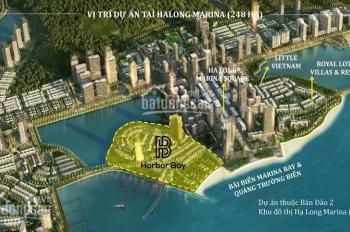 Shophouse Habor Bay suất ngoại giao - giá chỉ 2.5 tỷ/lô