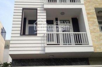 Bán nhà Nguyễn Văn Lượng, gần kề Lotte Mart 150m DT: 4.8x20m, 3 lầu, nhà đẹp giá 6.5 tỷ TL